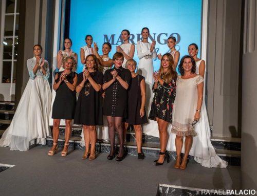 Tendencias para novias en el desfile de Marengo moda 2017