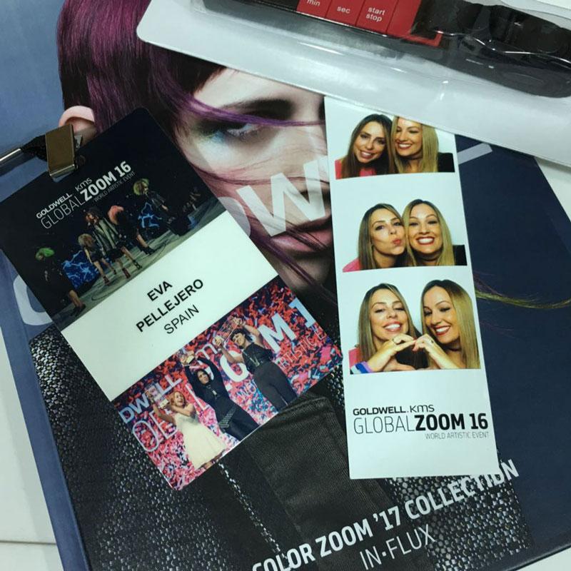Global Zoom 2016, Estocolmo, Eva pellejero, Peluquería y salón de belleza, Zaragoza