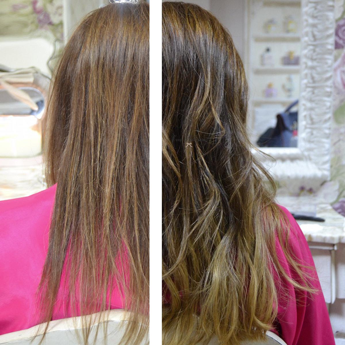 extensiones de cabello para dar volumen, great lenghts, eva pellejero