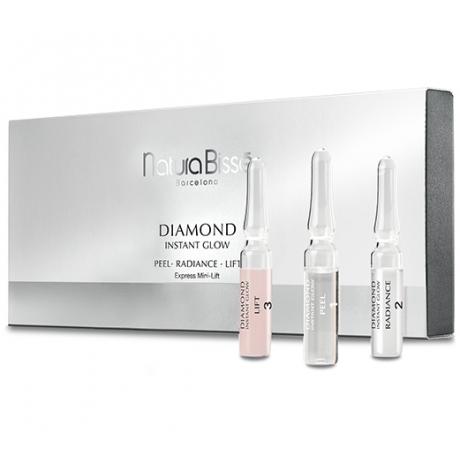 diamond instant glow tratamiento express Pellejero