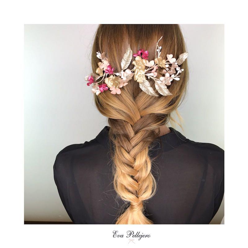 peinados con tocado pattylsz eva pellejero