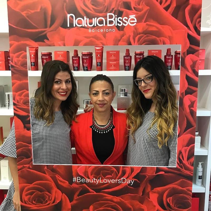 Beauty Lovers Day 2017 Natura Bisse Eva Pellejero