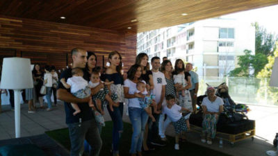 desfile travelness 2017 zaragoza nerea resa eva pellejero