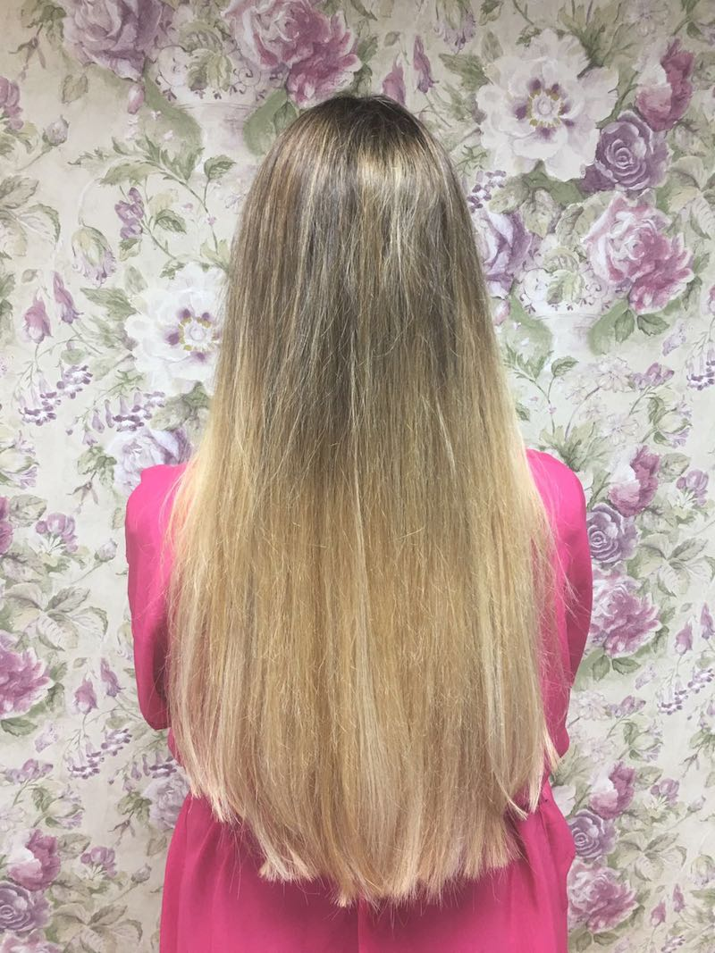 extensiones para pelo largo great lenghts eva pellejero