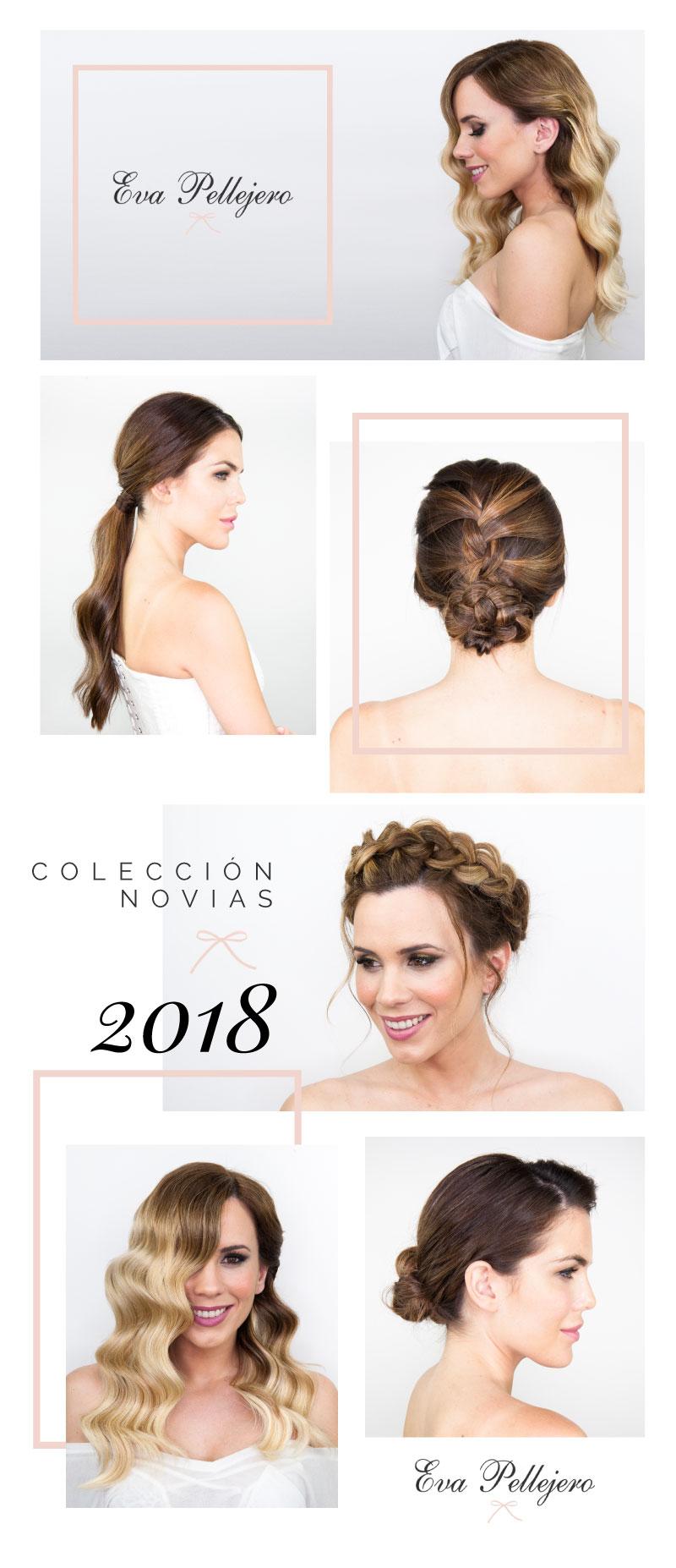 coleccion novias eva pellejero 2018