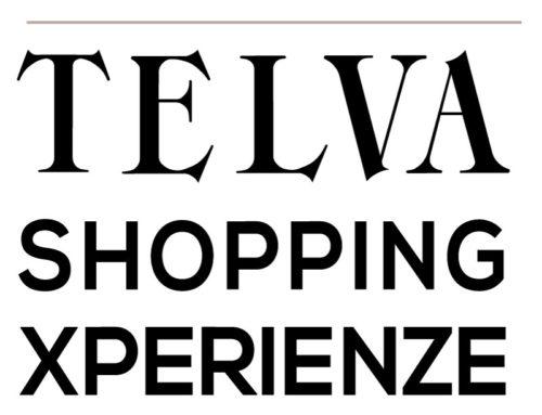 Eva Pellejero en Telva Shopping Xperienze