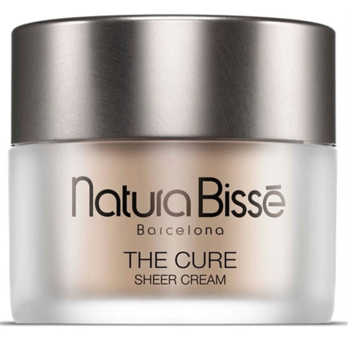 the cure sheer cream natura bisse eva pellejero