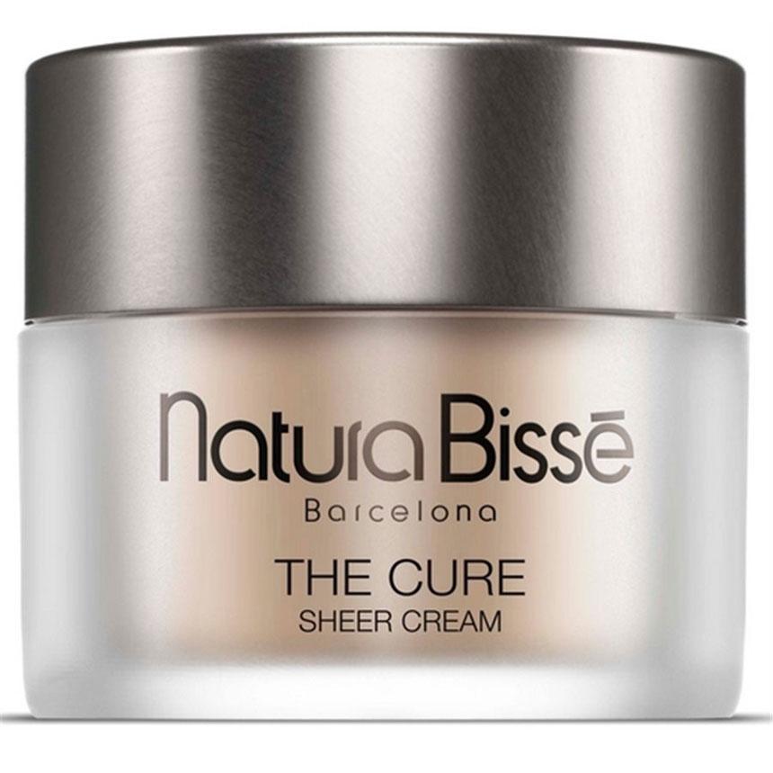 the cure sheer cream natura bisse eva pellejero