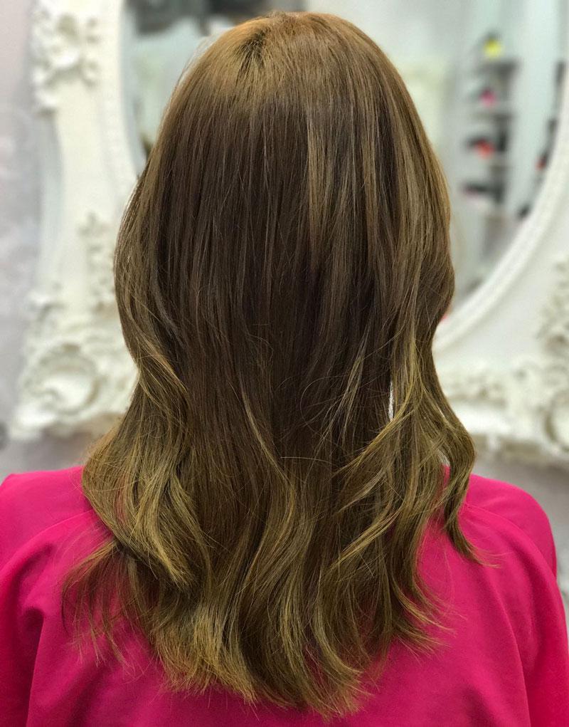 alargar cabello corto con extensiones zaragoza eva pellejero