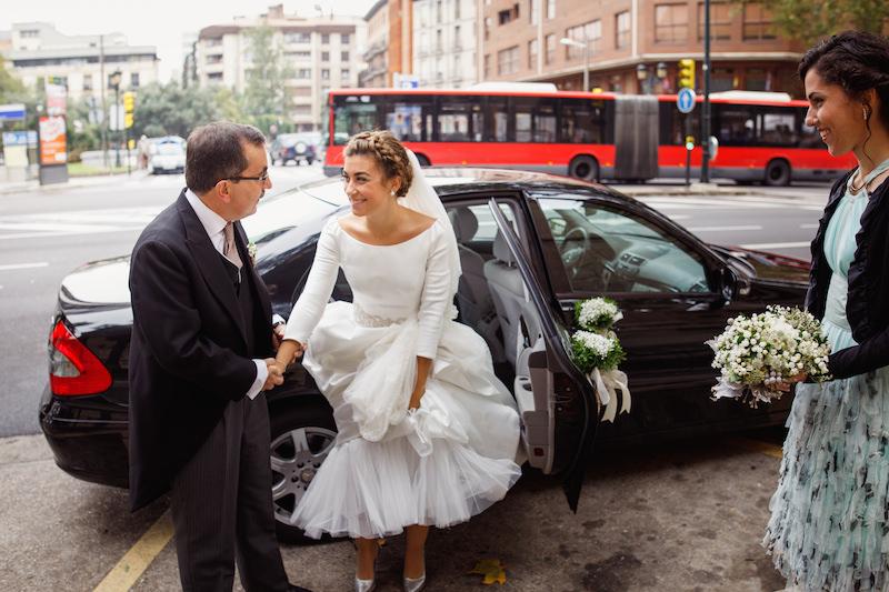 novia recogido con peineta eva pellejero peluqueria zaragoza
