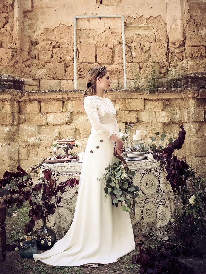 boda monasterio de piedra elopement eva pellejero