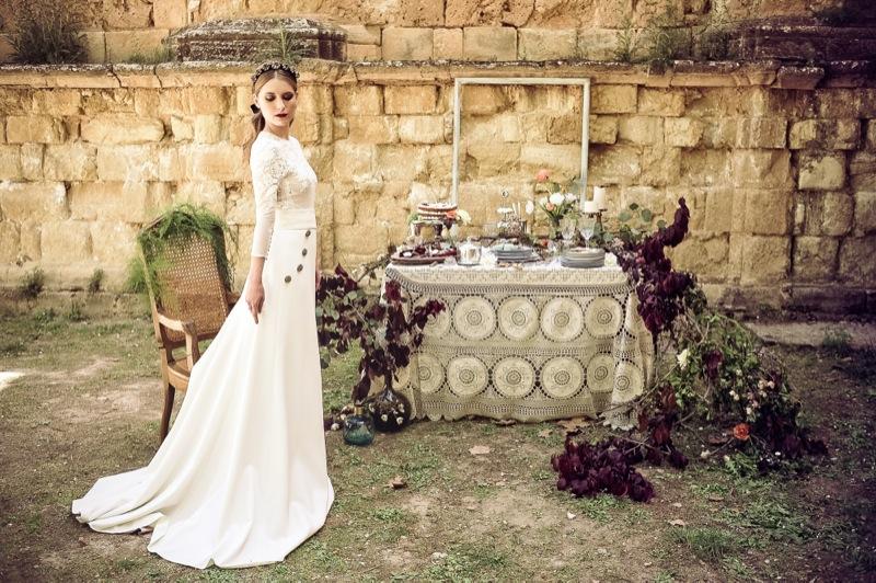 boda en el monasterio de piedra eva pellejero