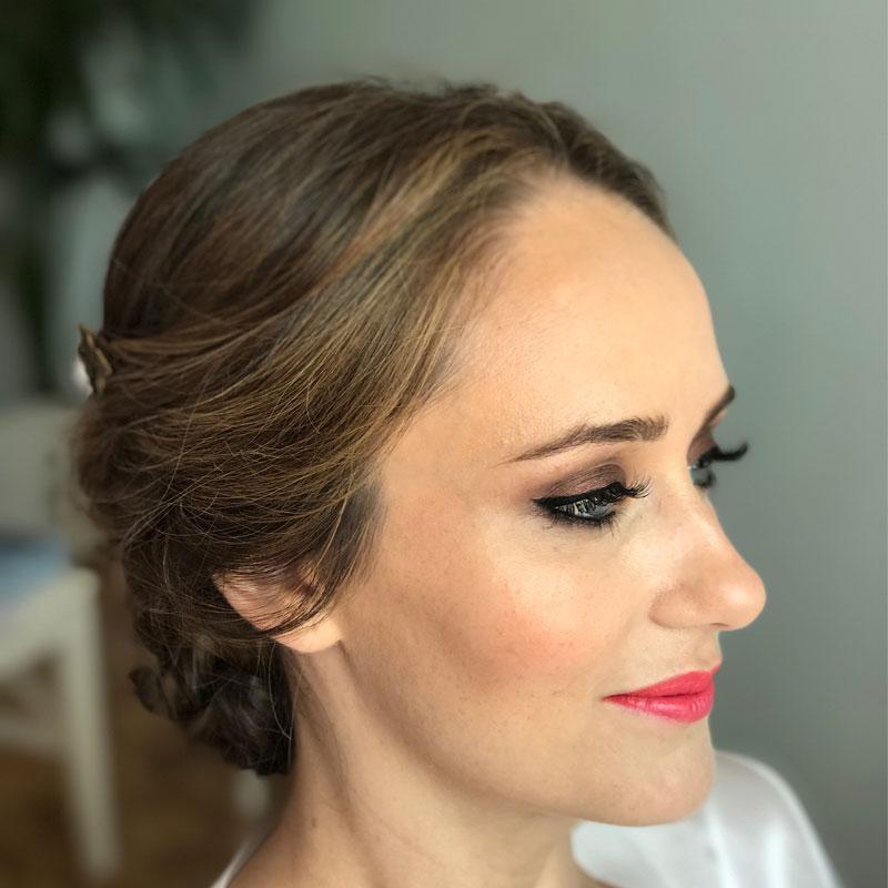 maquillaje estetica eva pellejero