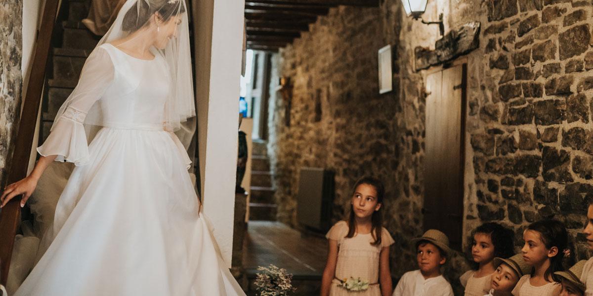 novia princesa eva pellejero zaragoza