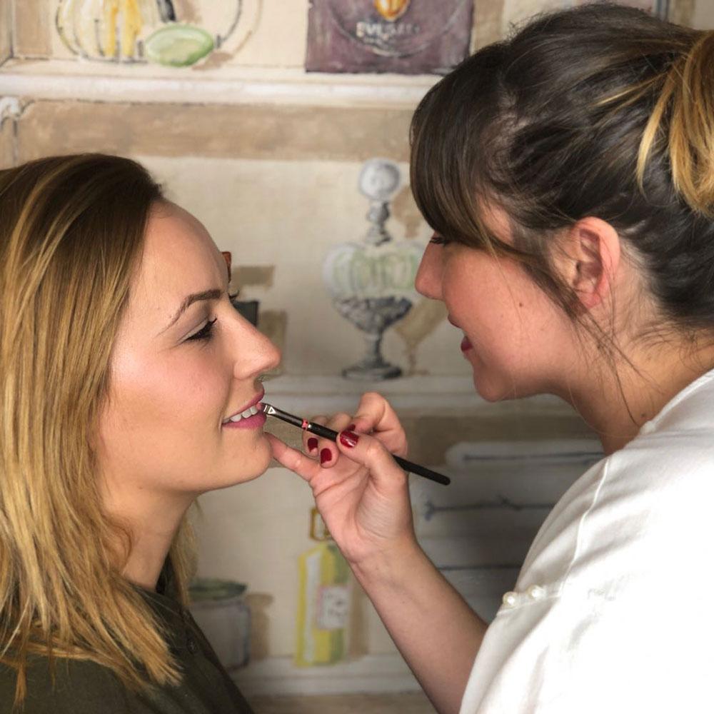 eva pellejero school curso maquillaje zaragoza