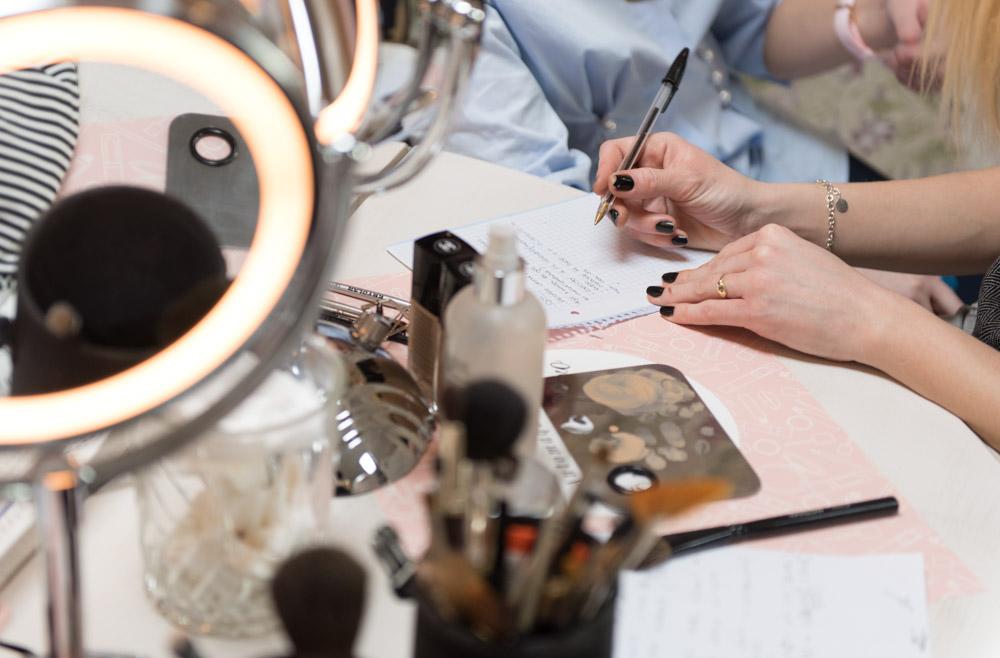 eva pellejero school curso de maquillaje zaragoza