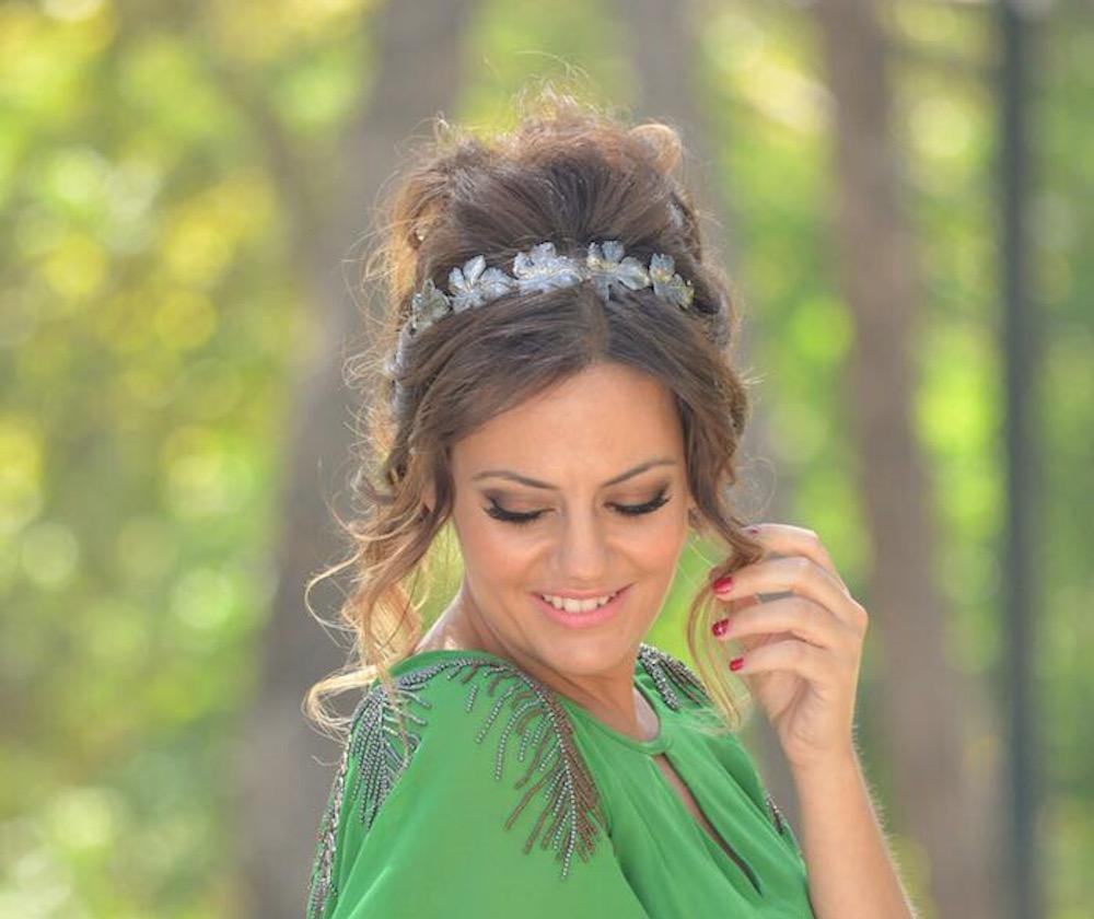 look invitada de boda 2018 invitada perfecta eva pellejero peluqueria zaragoza