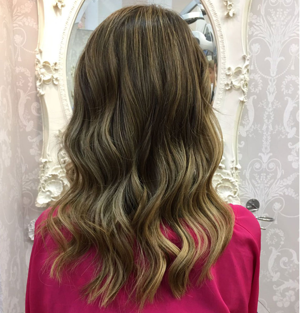 extensiones de pelo natural great lenghts zaragoza eva pellejero
