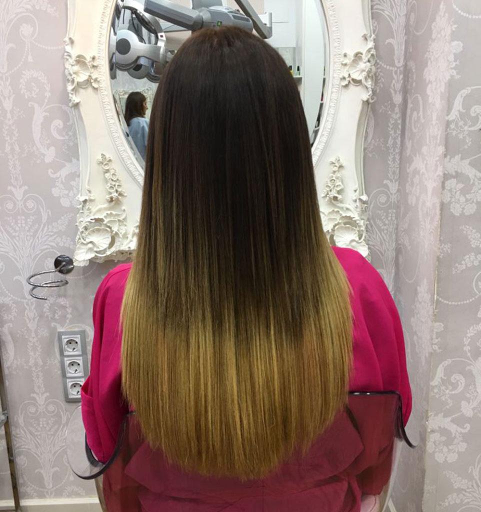 cabello largo en minutos con extensiones eva pellejero