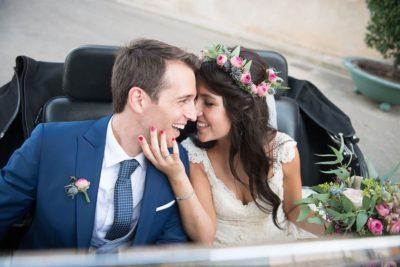 novia con pelo suelto ojos marcados eva pellejero