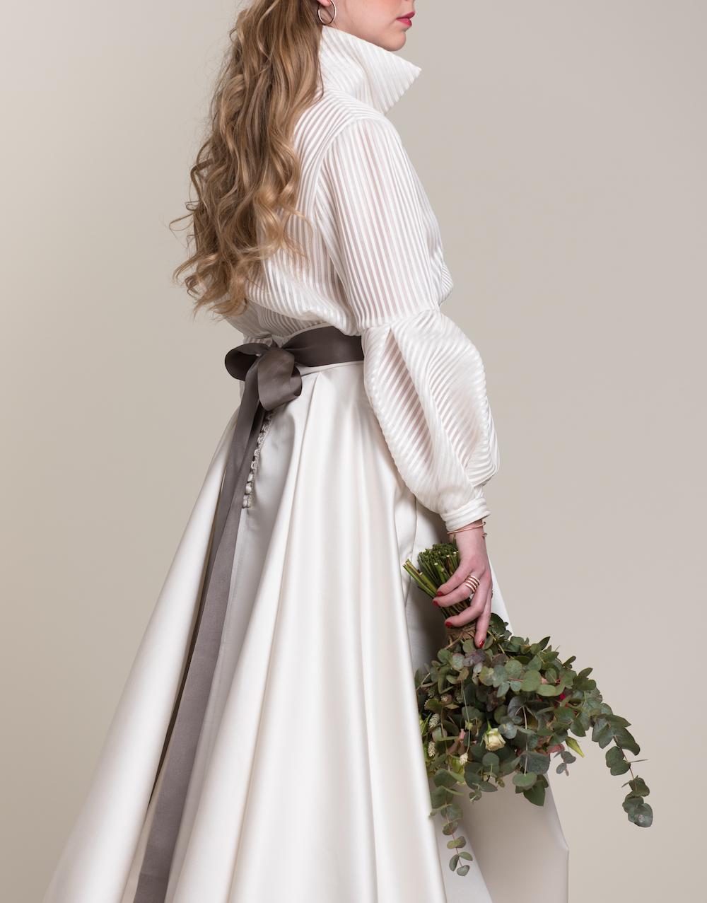 novias de invierno winter wedding eva pellejero