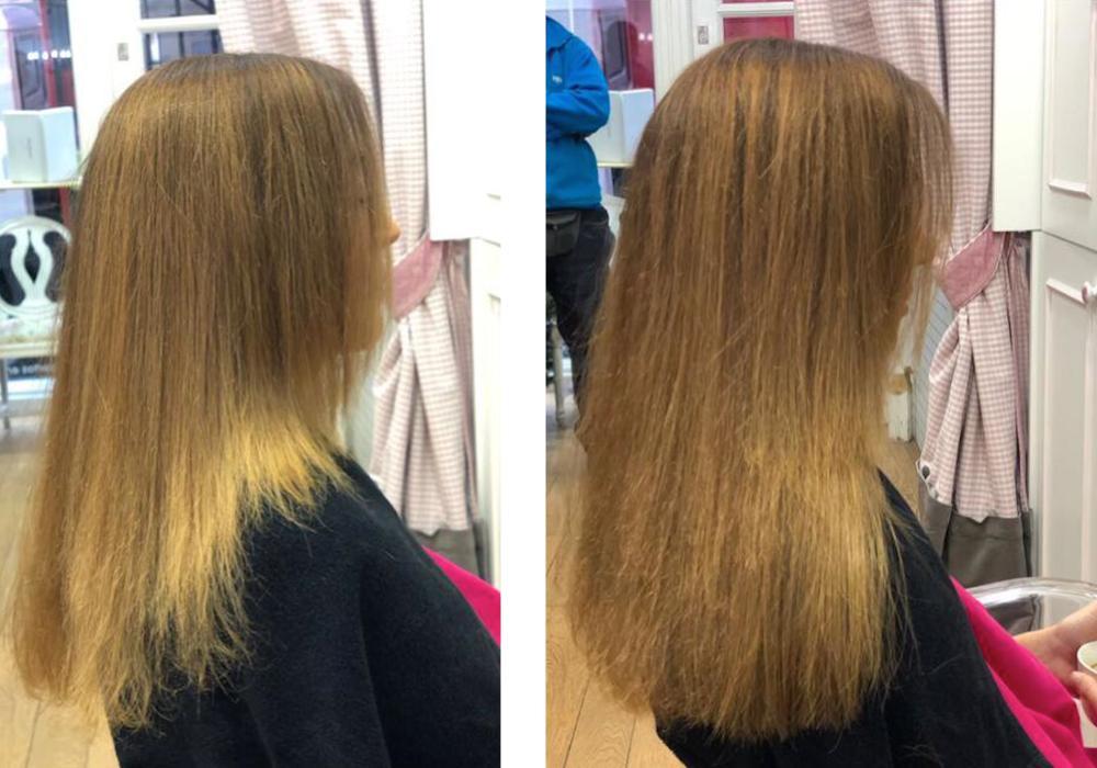 cuanto cuestan las extensiones de cabello eva pellejero