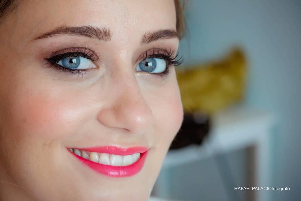 maquillaje para novias zaragoza eva pellejero