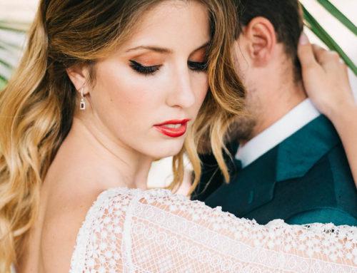 Boda en Castell de Riudabella – Editorial de novias