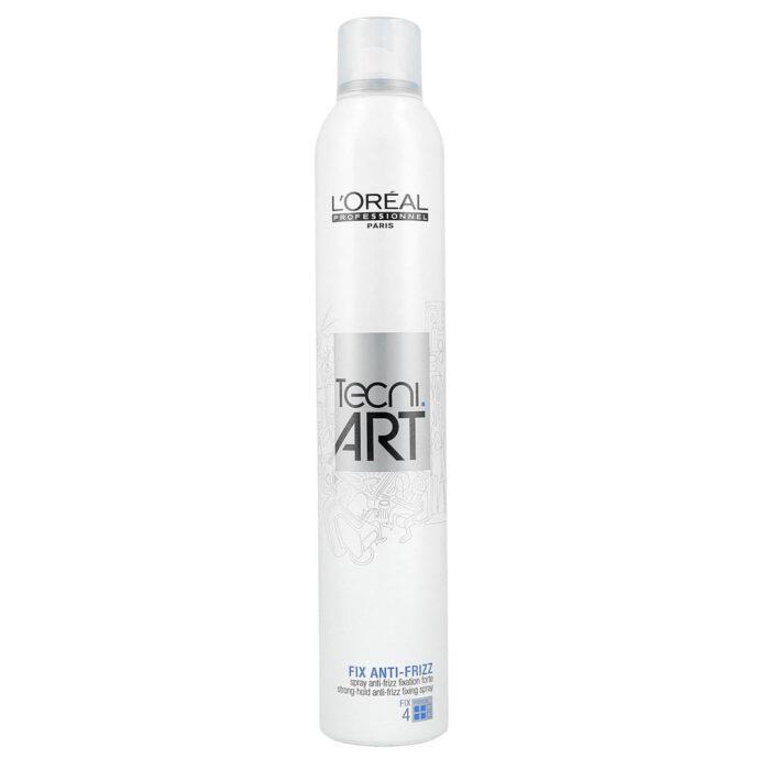 L'Oréal Professionnel Tecni.Art anti frizz en Eva Pellejero