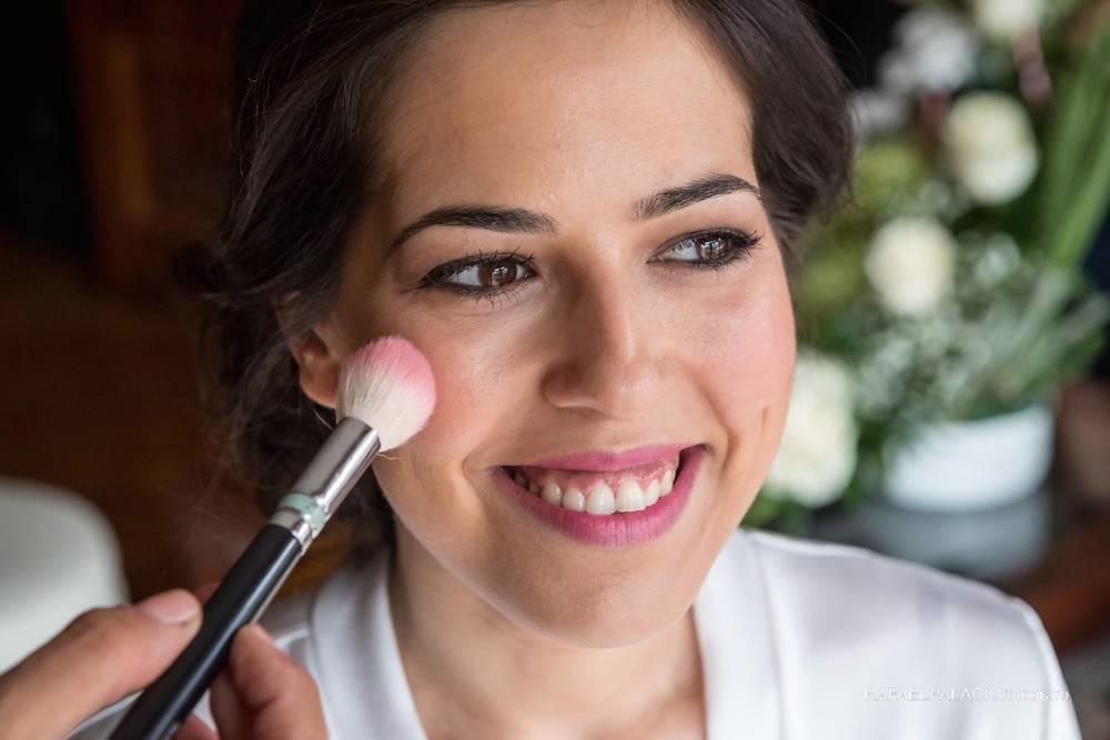 maquillaje de novia con ojos marrones eva pellejero 1