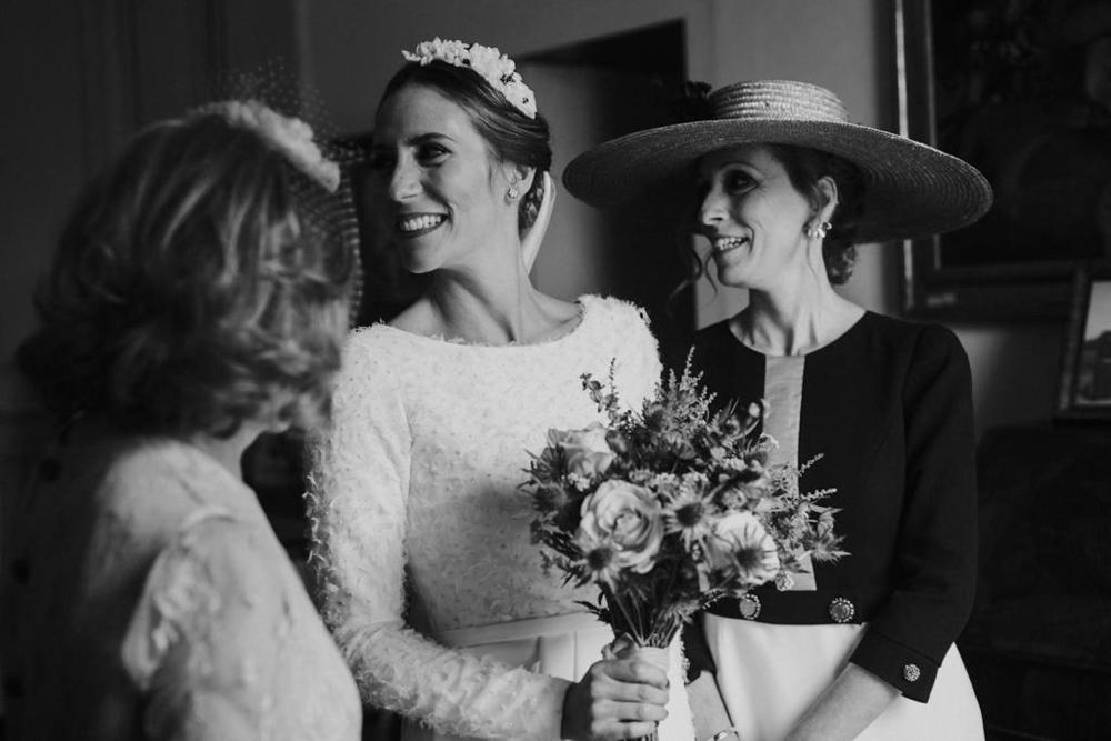 boda en el palacio de villahermosa - eva pellejero novias
