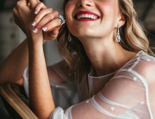 Una novia vestida de estrellas