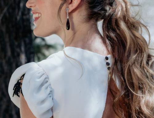 Peinados de novia: Tendencias 2020 en la nueva colección de Martha Peters