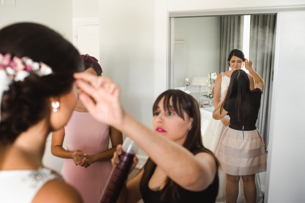 recogido bajo romantico peluqueria novia eva pellejero