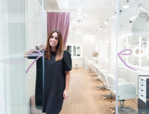 El nuevo salón reformado de Eva Pellejero: Bienvenidos!