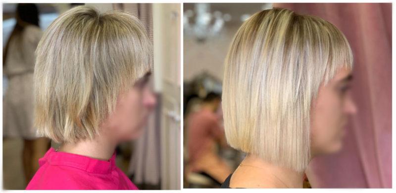 extensiones invisibles de relleno melena rubia morena cabello corto largo eva pellejero