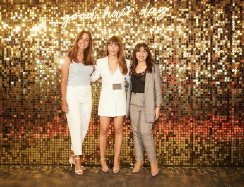 Nuevo GHD Helios en Zaragoza + descuento | Eva Pellejero en la presentacion con Aitana