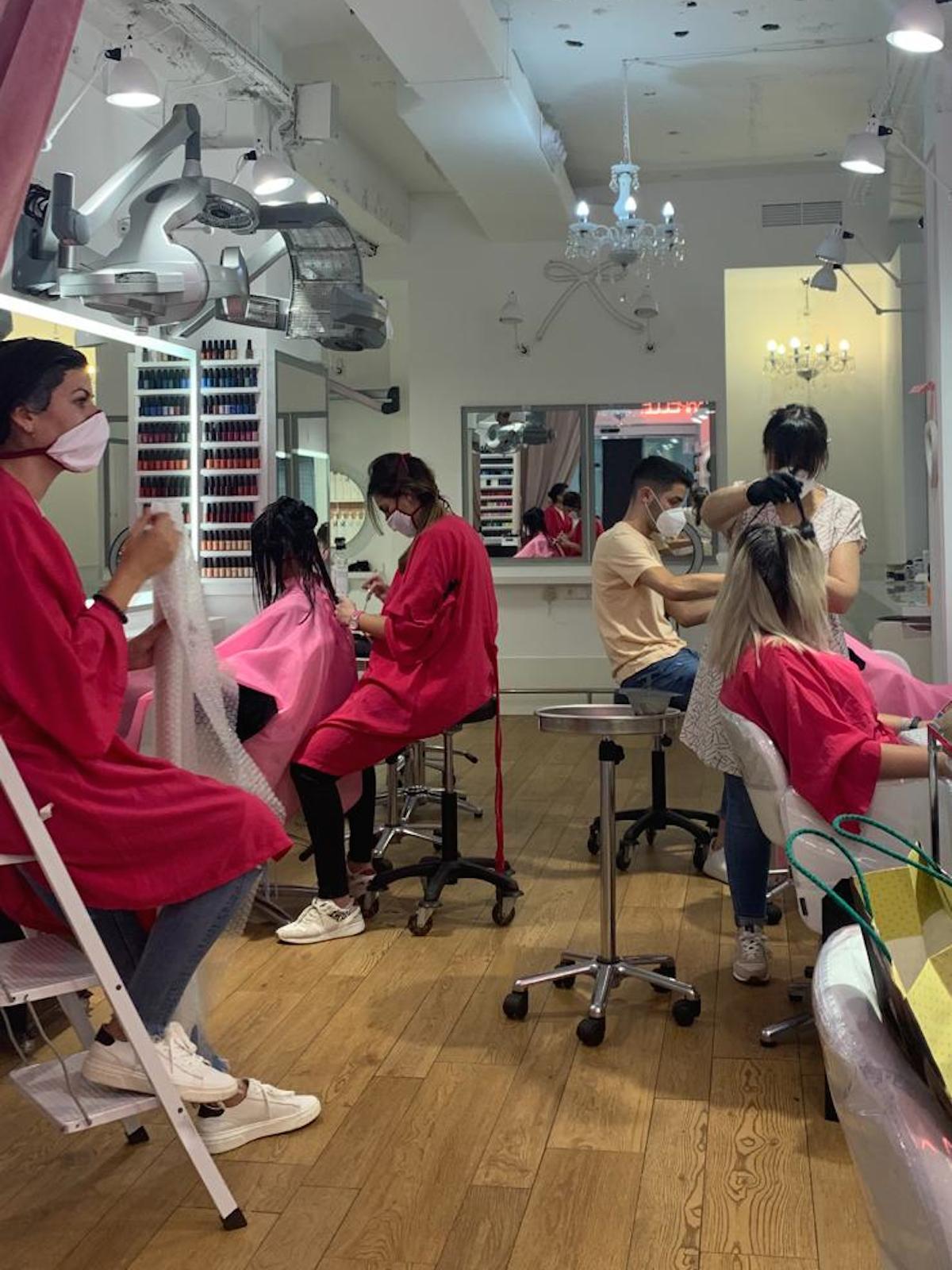 apertura peluquerias y covid 19 eva pellejero