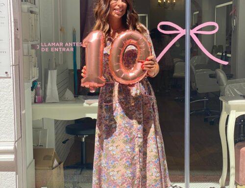 10 aniversario en Eva Pellejero | Cumplimos 10 añitos!! 🎉